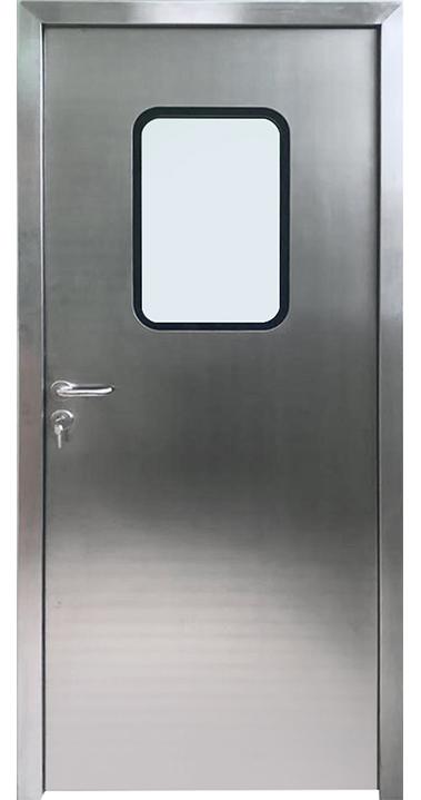 净化不锈钢门